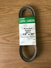 A-7540626A V BELT LAWN AND GARDEN MACHINERY REPLACEMENT PART lawnmower