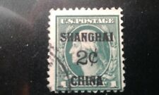US #K1 used Shanghai e199.5223