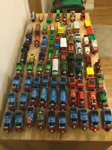 Thomas And Friends TAKE N PLAY MAGNETIC TRAINS & VEHICLES Multibuy Discount