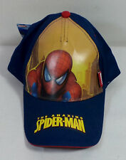 MARVEL 2009 THE AMAZING SPIDERMAN OFFICIAL BASEBALL HAT CAP GREEK EXCLUSIVE NEW