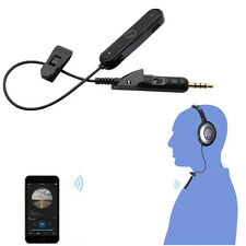Bluetooth 4.1 Konverter Adapter Musik Kabel für Bose QuietComfort QC15 Kopfhöre
