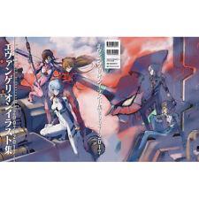 Evangelion Illustrations Collection 2007 - 2017 Art Book