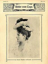 Kaiserin Alexandra von Russland c.1904