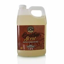 Chemical Guys Leather Scent Premium Air Freshener and Odor Eliminator  1 gal.