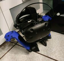 HTC Vive Virtual Reality Headset System with Deluxe Audio Strap + Extras