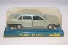 Solido 1307 Talbot Tagora 1: 43 mint in box superb