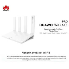 Huawei AX3 PRO Wireless Router Wifi 6 + 3000mbps 2.4G & 5G Quad Core Wi-Fi
