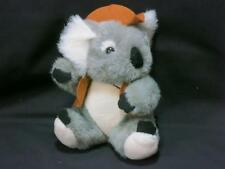 AUSTRALIA KOALA BEAR OUT BACK SOUVENIR VEST HAT PLUSH STUFFED ANIMAL 10""