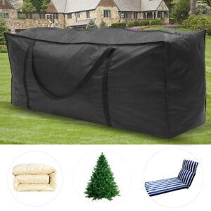 Storage Bag Extra Waterproof Large Christmas Cushion Tree Xmas Outdoor HU