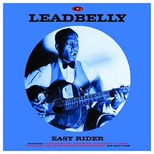 DISCOUNTED Leadbelly EASY RIDER 180g BEST OF 16 SONGS Lead Belly NEW VINYL LP