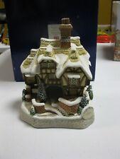 David Winter Cottages Miss Belles Cottage Mint In Box