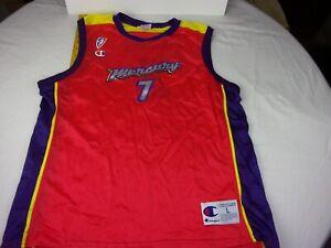 Michele Timms Phoenix Mercury Champion jersey L Vintage WNBA