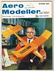 AEROMODELLER  Magazine October 1969 ELECTRIC R/C FLYING 'HUT HUMPER'
