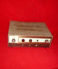 Lafayette 236A EL84 7199 12AX7 Tube Stereo Power Amplifier