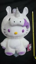 "Hello Kitty 21"" Unicorn Plush Sanrio Halloween Door Greeter New w/ Tags Attached"