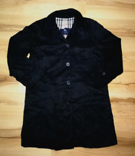 Burberry Vintage Coat Black Size M