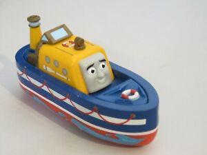 Genuine Thomas Friends Wooden Train Railroad - Captain the boat