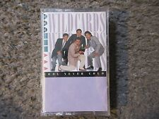 "THE WILD CARDS ""COOL NEVER COLD"" 1988 DALI RECORDS-STILL SEALED-OOP RARE TAPE!"