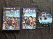 HARRY POTTER AND THE PRISONER OF AZKABAN Sony Playstation 2 Game PS2
