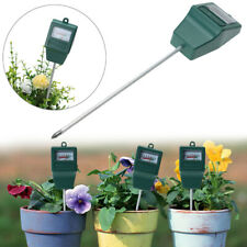 Digital Soil PH Meter Level Tester Indoor / Outdoor Plant Monitor 3.0 - 10.0 pH