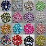 Wholesale 2000pcs Half-round Flatback Acrylic Pearl Beads For Nail Art Phone hi