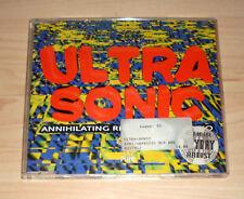 CD Maxi-Single - Ultra-Sonic - Annihilating Rhythm