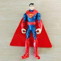 "Mattel Superman Action Figure 4"""