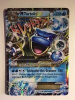 M Turtok EX | 18/83 | Pokemon | Generationen | Mint | Deutsch | sehr selten
