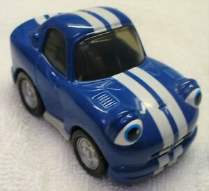 "ERTL Preschool Little Muscle-1/43 Diecast Blue '96 Dodge Viper ""Vic""-China-LN"