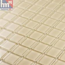 d971469fe8 Mosaico de Vidrio Crystal Beige Mosaico Beige 29,5 X 29,5 X 0