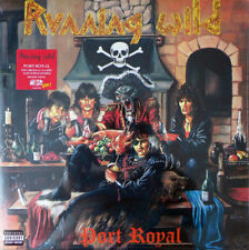 Running Wild ‎- Port Royal LP - Heavy/Power Metal CLASSIC - 180 Gram Vinyl NEW