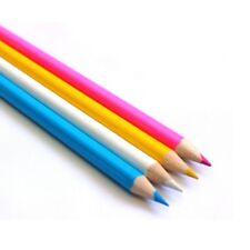 2 x Dressmaking Chalk Pencils Quilters 4 Colours