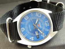 VINTAGE SEIKO 5 AUTOMATIC JAPAN MEN'S DAY/DATE WATCH 432j-a217169-6