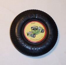 HOT WHEELS Mattel Vintage Redline T-4-2 Plastic Button Badge NICE