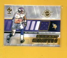D23436 2001 Private Stock Game Worn Gear #93 Robert Smith