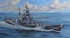 Revell 05128 Battleship U.s.s. Missouri(wwii) 1 1200