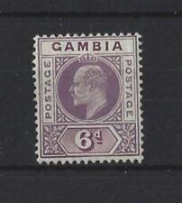 Cats Gambian Stamps (Pre-1965)