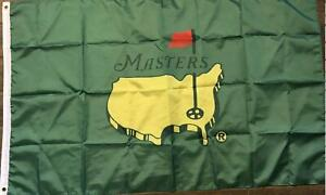 The Masters Green Flag 3x5 Golf Banner Augusta Golf Club 3 x 5 New
