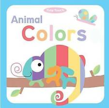 NEW Animal Colors (Tiny Touch) by Little Bee Books