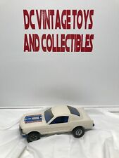 Vintage Plastic Tootsietoy 1965 Ford Mustang G.T. 350 Fastback