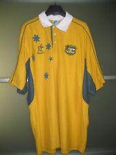 n.2 MAGLIE RUGBY WORLD CUP XXL - AUSTRALIA WALLABIES - SUD AFRICA SPRINGBOKS top