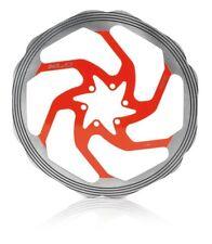 XLC Br-x58 Silber/rot 180 Mm Bremsscheibe