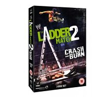 Official WWE - The Ladder Match 2: Crash & Burn DVD (3 Disc Set) (Pre-Owned)