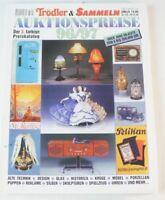 Auktionspreise 1996/ 97 Sammelobjekte Spielzeug Puppen Porzellan Technik B6343
