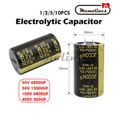 Super Capacitor 50-400V 560-6800uF High Frequency Low ESR Inline Capacitance