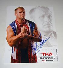 Tna Wrestler Douglas Williams Signed Autographed 8x10 Photo Coa Free Shipping