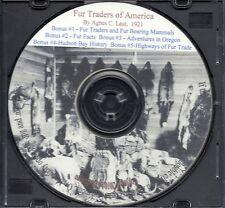 The Fur Trade of America - + Bonus Books