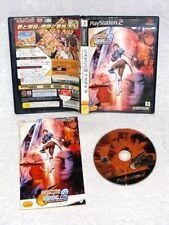 WOW! Capcom VS. SNK 2 (PlayStation 2, 2001) RARE! Japan!