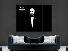 THE GODFATHER GIANT WALL POSTER ART PICTURE PRINT LARGE HUGE !