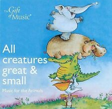 All Creatures Great and Small: Music of the Animals, New Music